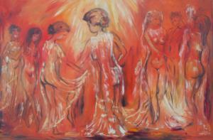 Danse des Muses   №302
