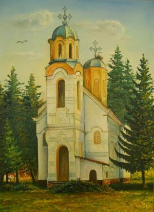 The church in Trudovetz №355
