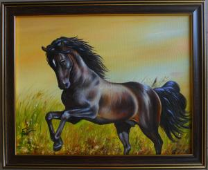 Horse   №633