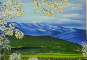Murgash' s spring dream   №606