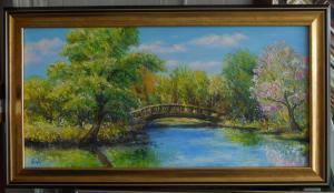 On the bridge of love. № 670