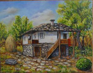 Old house. № 646