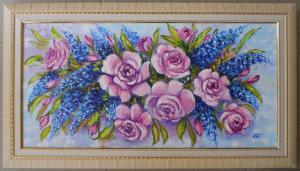 Рози и ралици. № 662