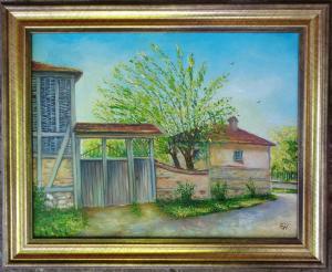 Maison ancienne à Truodovets. № 709