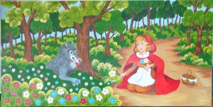 № 715 Red Riding Hood.