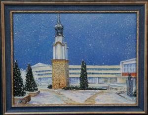 Зима в Ботевград   №739