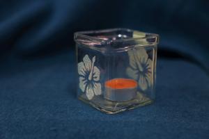 Стъклени свещници   №20