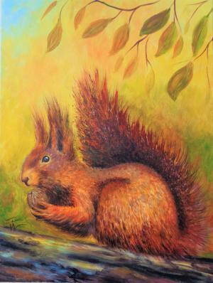 Squirrel   №781