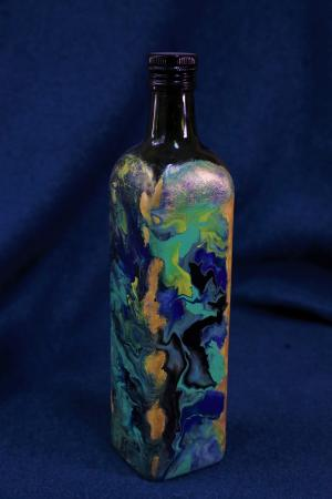 Colorful bottle   №71