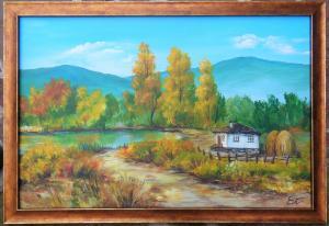 Près du lac   №777